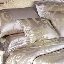 8 pieces silk luxury bedding sets set41 uk