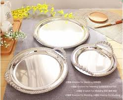 serving tray perfume vanity mirror