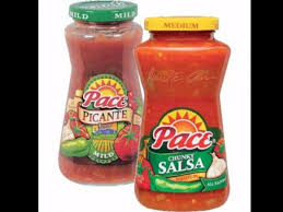 pace picante sauce nutrition facts