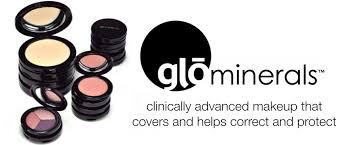 glo minerals makeup line vujevich