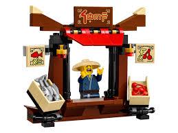NINJAGO City Chase - The LEGO Ninjago Movie set 70607