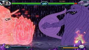 Sasuke Vs Reanimated Itachi - Bleach Vs Naruto 3.3 (Modded) - YouTube