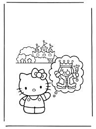 Hello Kitty 11 Hello Kitty Kleurplaten