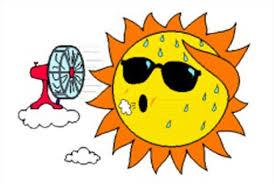 Feeling hot, hot, hot? Don't sweat it:... - Bay Treasure Chest ...