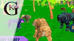 Tiger Simulator 3D Gameplay Android ...
