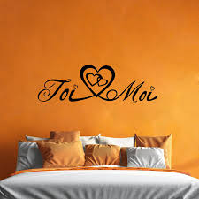 You And Me Wall Decal Sticker Home Decor Made With High Quality Vinyl Removable Adheres To Any Clean Smooth Surface Stickers For House Walls Stickers For Kids Walls From Livelovelaught 6 03 Dhgate Com