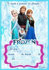 Pin De Natalia Aieta En Frozen Juli Invitaciones De Frozen