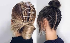 تسريحات الشعر الطويل بالضفائر لإطلالة جذابة مجلة الجوهرة