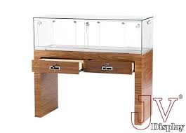 lockable jewellery display cabinet