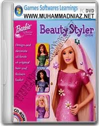 barbie beauty styler free pc