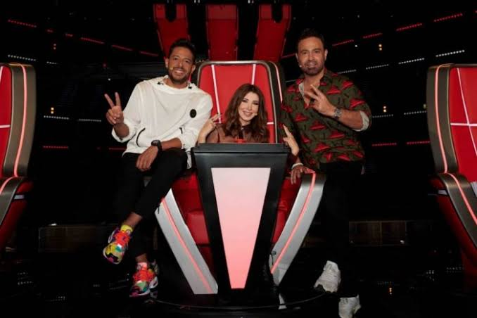 Image result for أعضاء لجنة تحكيم The Voice Kids""