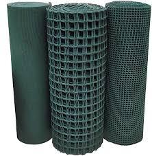 Suregreen Plastic Mesh Fencing 5mm Hole 1 X 25m Green Amazon Co Uk Garden Outdoors