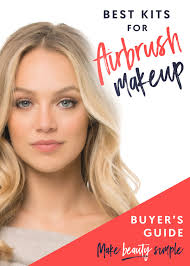 best airbrush system for makeup artists