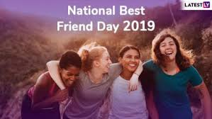 happy national best friends day wishes friendship quotes
