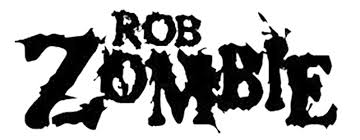 Rob Zombie Logo Vinyl Decal Sticker