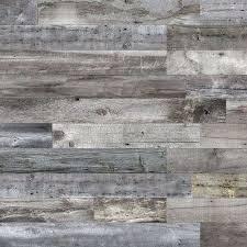 gray barnwood wall paneling