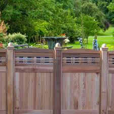 Signature Development 4 Ft X 2 5 Ft Western Red Cedar Arch Top Fence Panel 30x48 Arch Horizontal Ltc Wood Fence Design Fence Design Security Fence