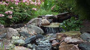 tips for building a backyard waterfall