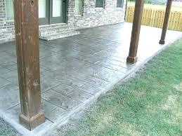 ideas to cover concrete patio