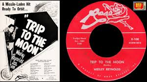 WESLEY REYNOLDS - Trip To The Moon (1957) 🚀🌙 - YouTube