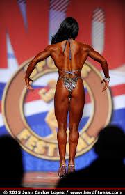 Myra Rogers - 2015 Arnold Classic