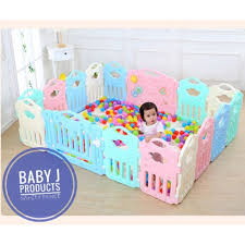 Baby Playpen Baby Fence Direct Imported Shopee Philippines