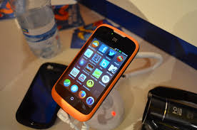 Firefox OS Hands on Throgh the ZTE Open ...