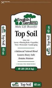 get english gardens topsoil in mi at