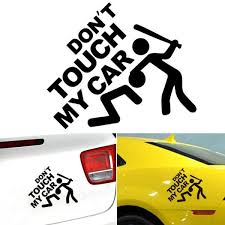 Don T Touch My Car Slingshotslife