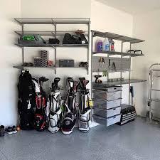 the top 40 best garage shelving ideas