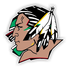 North Dakota Fighting Sioux A Vinyl Die Cut Decal Sticke