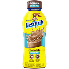fat free chocolate milk ready to drink