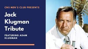 CANCELLED - Jack Klugman Tribute Featuring Adam Klugman | Neveh Shalom