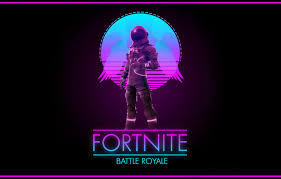 synth fortnite retrowave