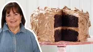 ina garten makes perfect chocolate cake