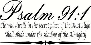 Psalm 91 1 Vinyl Wall Decal By Scripture Wall Art Scripture Wall Art Vinyl Decal Wall Art And More