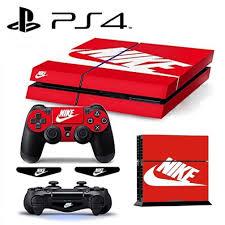 Amazon Com Ps4 Shoebox 2 Nike Logo Shoe Box Whole Body Vinyl Skin Sticker Decal Cover For Ps4 Playstatio Console Playstation Controller Playstation 4 Ps4