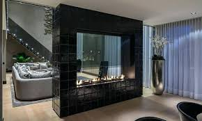 two fireplaces back to back one chimney