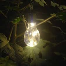 led solar rotatable waterproof lamp
