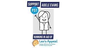 Adele Evans is fundraising for Milton Keynes Hospital Charity