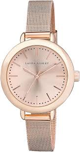 Amazon.com: Laura Ashley Rose Gold ...