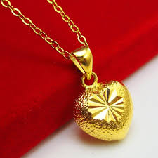 gold pendant necklace pendant