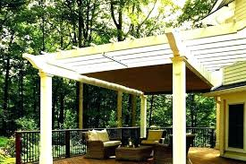 cost to build pergola over patio how a