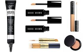 under eye concealers for dry or skin