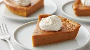 impossibly easy pumpkin pie recipe