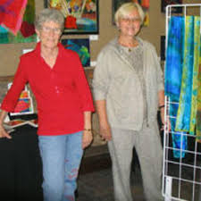 Collage duo chosen Artists of the Month | Local News | morganton.com