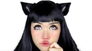 real life cat makeup tutorial