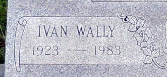 """Ivan Wallace """"Wally"""" Wiseman (1923-1983) - Find A Grave Memorial"""