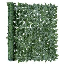 Christow Artificial Hedge Roll Green Leaf Screening Privacy Fence Screen Uv Resistant 1m X 3m 9ft 10 X 3ft 3 Buy Products Online With Ubuy Japan In Affordable Prices B01h5yltvw