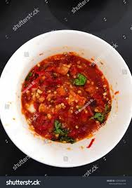 Spicy Seafood Chili Paste Thailand ...